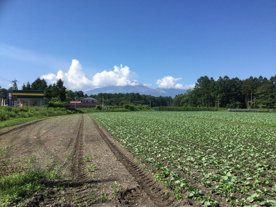 令和元年8月7日浅間山噴火の翌日!