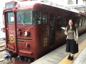 しなの鉄道観光列車≪ろくもん≫、ま~みん初体験!①